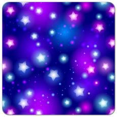 Glow Stars Cloth Diaper