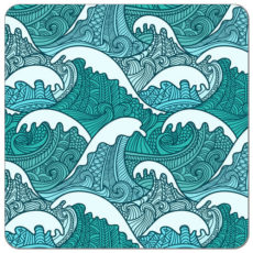 Pacific Surf Cloth Diaper