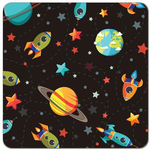 Space Race Cloth Diaper